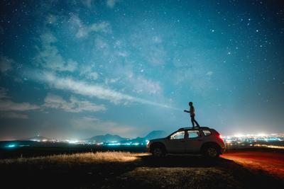 Астросъемка драматический автомобиль панорама земля успех планета ясно чисто силуэт наука глядя отражения облако штатив созвездие звездный Таиланд затвор космос люди ночное время озеро вода приключения фон человек лето камера звезда фото открытый синий путешествия не