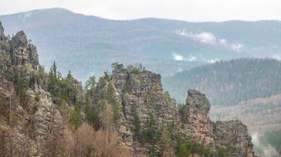 Айгирские скалы