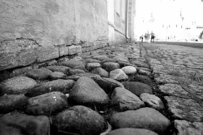 Монастырские камни.