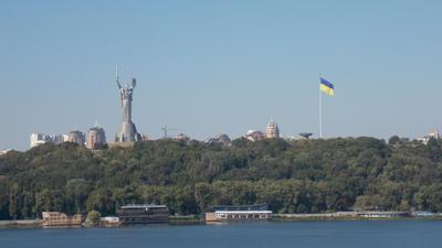 Київ вітає!