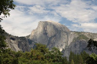 *** USA California Yosemite North Dome