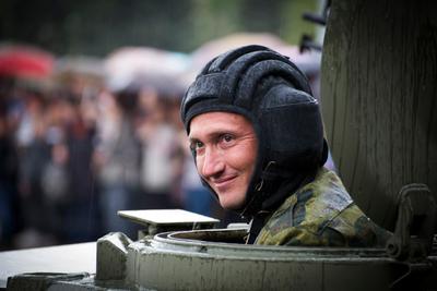 *** Парад Победа Солдат