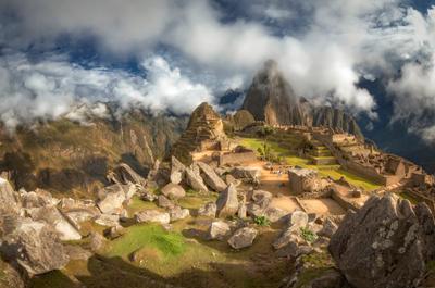 Великолепный Мачу Пикчу Мачу Пикучу Перу Machu Picchu Peru