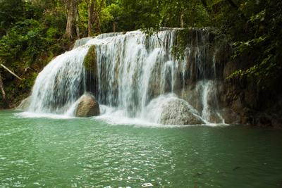 Waterfall level 2
