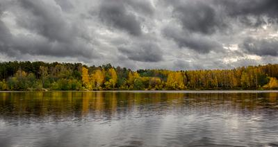 Осень в Анциферово...