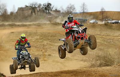 Cross Country 2 moto