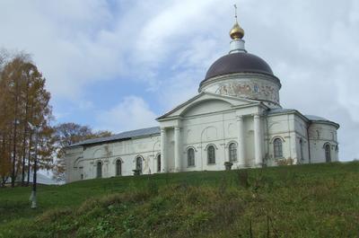 Храм в городе Мышкин путешествие Мышкин храм