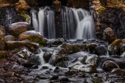 ... если Бренна проснулся, значит... павловск россия павловский парк бренна водопад славянка