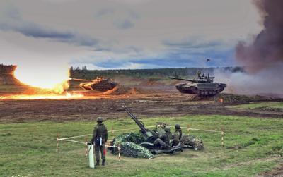 Летающие танки... танки