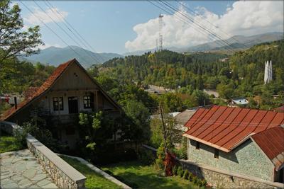 По дороге  к  Еревану....