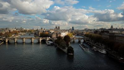 С Новым Годом 2019! Франция France Париж Paris