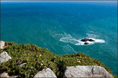 Cabo da Roca 2 Portugal, Cabo da Roca, Атлантика, океан, мыс, скала, Португалия
