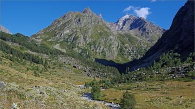 Долина Индрикой Карачеаево-Черкесия Гондарай Индрикой