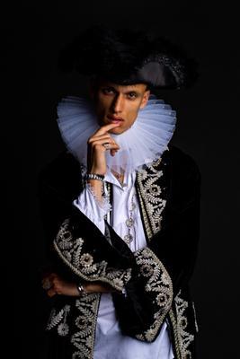 Games портрет костюм мужской образ