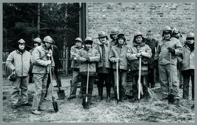 Начало 80-х. Гражданская оборона.