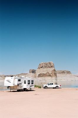 Аризона Аризона Америка Гранд Каньон аналоговое фото Kodak