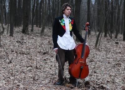 Потерявшийся оркестр  виолончель виолин