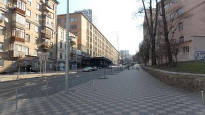 Киев. Карантин.