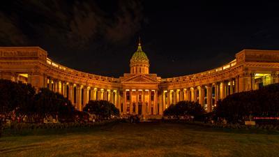 Ночной Казанский