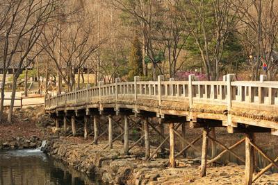 Весна в Корейской Деревне 2