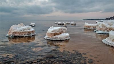 Baltijskoje more.