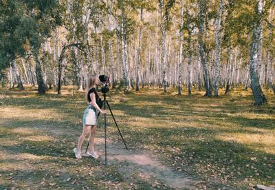 Съёмки
