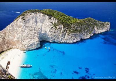 Navagio beach Греция, Закинф, бухта, ионическое море, остров, кораблекрушение, Навайо, пляж, море, Zakynthos, Navagio