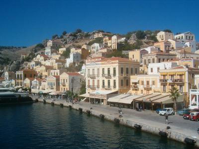 Остров Сими Сими, Греция