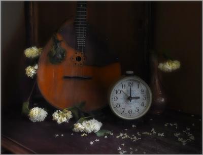 ..... Отцвели уж давно .... предметы свет идея гармония композиция