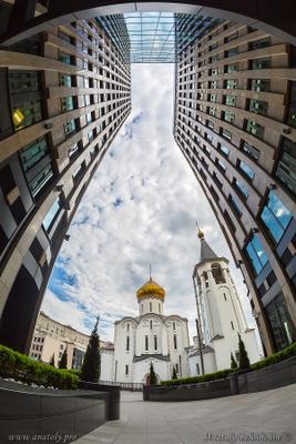 Никольская церковь Церковь Николая Чудотворца