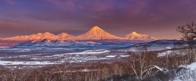 Вулканы Камчатки Камчатка вулкан