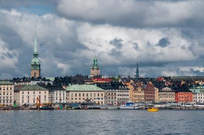 Стокгольм и солнце