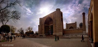 мечеть Биби Ханым