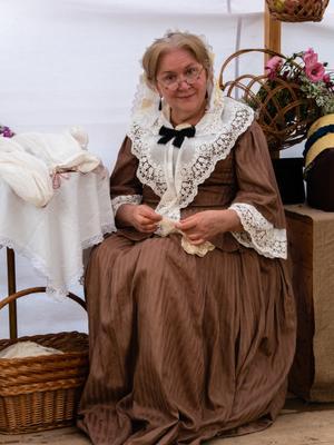 Бабушка начала XX века портрет женщина бабушка фестиваль Федюхины высоты