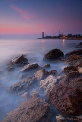 Херсонесский маяк Херсонесский маяк Севастополь Херсонес Маяк Крым Черное море мыс навигация