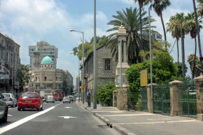 Красотка Хайфа. Израиль