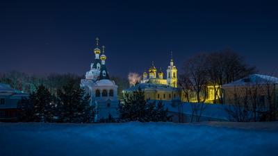 Дмитровский Кремль дмитров кремль дмитровский ночь церковь храм вера