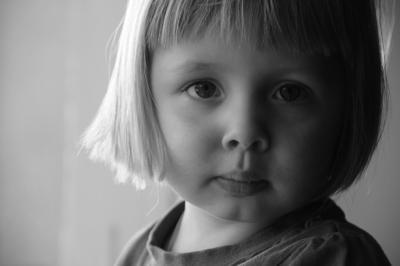 *** ребенок девочка портрет