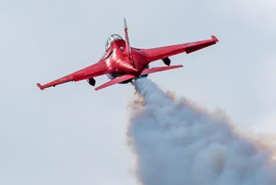 Як-130 Жуковский МАКС 2021