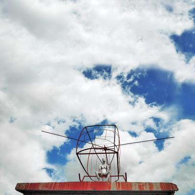 Ветер в волосах небо ветер вертолёт облака