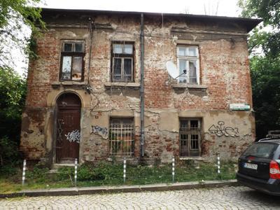Заброшенный дом город архитектура