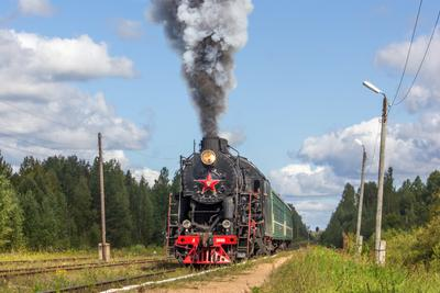 Отправление со станции Баталино Лебедянка