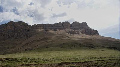 Актопрак Актопрак перевал