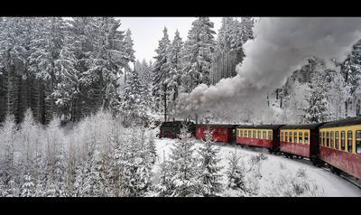 Поезд в сказку 2