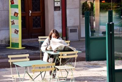 Франция.Люди и лица.