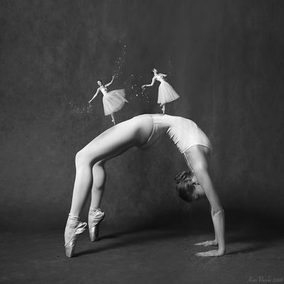 """""""Необычный мост"""" или """"Гулливер"""" балет балерина театр девушка фэнтези"""