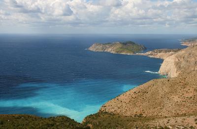 Kefalonia Kefalonia island west coast Ionian sea Greece