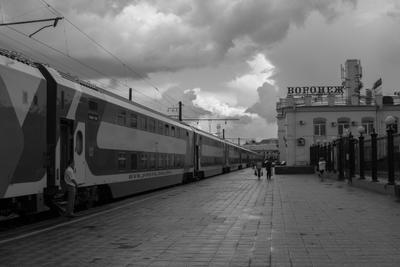 Воронеж-1 Железнодорожный вокзал Воронеж-1 поезд
