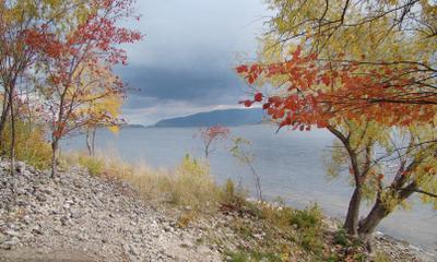 Осенняя пора- очей очарование.