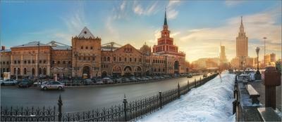 Казанский вокзал Казанский вокзал, Москва